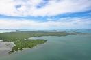 Озеро Чаны с высоты