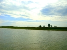 Роща села Таган с воды